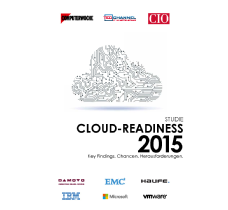 Studie Cloud Readiness 2015