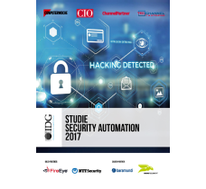 Studie Security Automation 2017