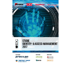 Studie Identity- & Access-Management 2017