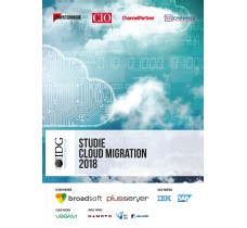 Studie Cloud-Migration 2018