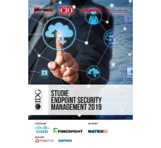 Studie Endpoint Security Management 2019